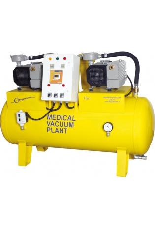 Медична вакуумна станція горизонтального типу
