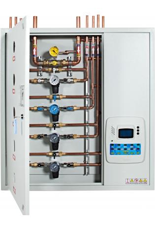 Модуль контролю газів і сигналізації