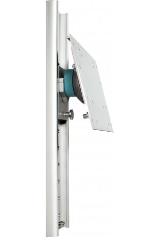 Настінна полиця для монітора з заднім кріпленням