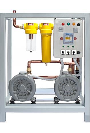 Система виведення анестетичних газів