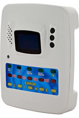 Газосигналізаторний пристрій